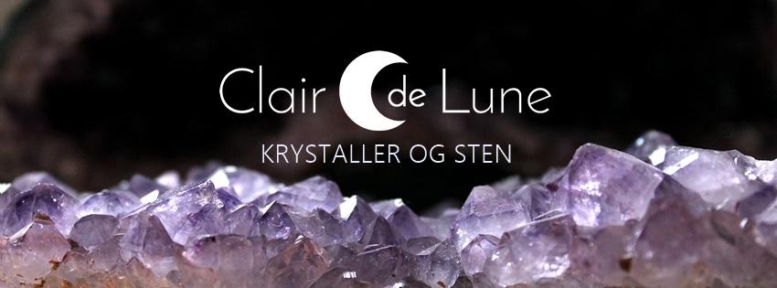 Salg af krystaller, sten og tilbehør
